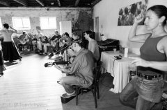 2013-III, Flamenco Camp; Ari la Chispa; 7429