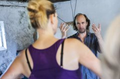 2014-II; Flamenco Camp; Guido el Tallo; 1899 / Guido erklärt ...